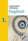 Langenscheidt Verbtabellen Englisch