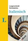 Langenscheidt Verbtabellen Italienisch