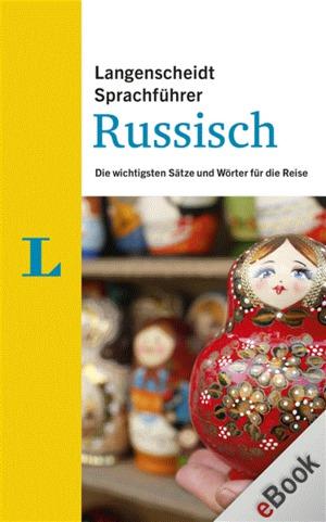 Langenscheidt-Sprachführer Russisch