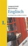 Vergrößerte Darstellung Cover: Langenscheidt-Sprachführer Englisch. Externe Website (neues Fenster)