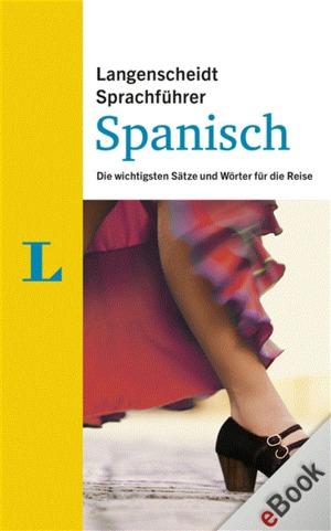 Langenscheidt-Sprachführer Spanisch