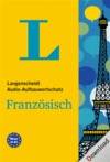 Vergrößerte Darstellung Cover: Langenscheidt Audio-Aufbauwortschatz Französisch. Externe Website (neues Fenster)