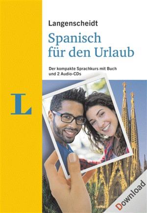 Langenscheidt Spanisch für den Urlaub