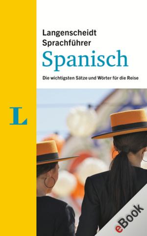 Langenscheidt Sprachführer Spanisch