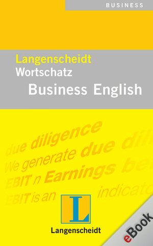 Langenscheidt Wortschatz Business English