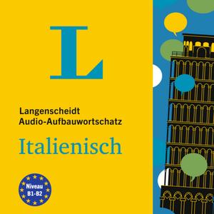 Langenscheidt Audio-Aufbauwortschatz Italienisch