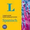 Langenscheidt Audio-Aufbauwortschatz Spanisch