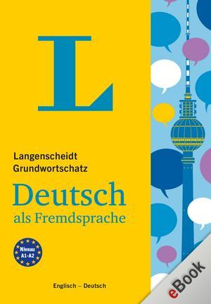 Langenscheidt Grundwortschatz Deutsch als Fremdsprache