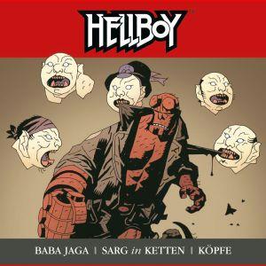 Hellboy - Baba Jaga / Sarg in Ketten / Köpfe