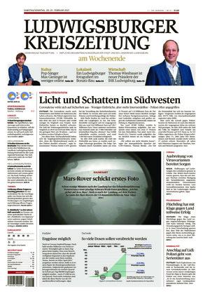 Ludwigsburger Kreiszeitung LKZ (20.02.2021)