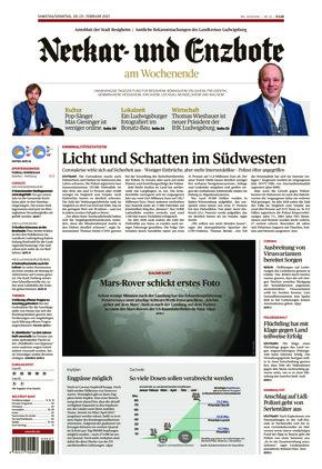 Ludwigsburger Kreiszeitung NEB (20.02.2021)