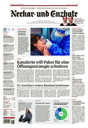Ludwigsburger Kreiszeitung NEB (23.02.2021)