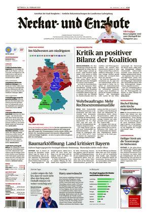 Ludwigsburger Kreiszeitung NEB (24.02.2021)
