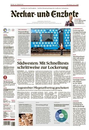 Ludwigsburger Kreiszeitung NEB (26.02.2021)