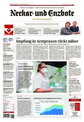 Ludwigsburger Kreiszeitung NEB (27.02.2021)