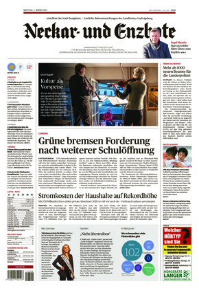 Ludwigsburger Kreiszeitung NEB (01.03.2021)