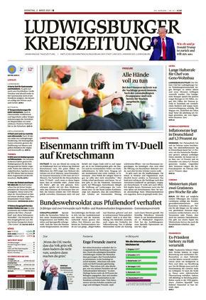 Ludwigsburger Kreiszeitung BOT (02.03.2021)