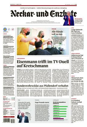 Ludwigsburger Kreiszeitung NEB (02.03.2021)