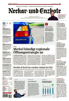 Ludwigsburger Kreiszeitung NEB (03.03.2021)