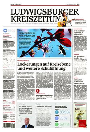 Ludwigsburger Kreiszeitung LKZ (05.03.2021)