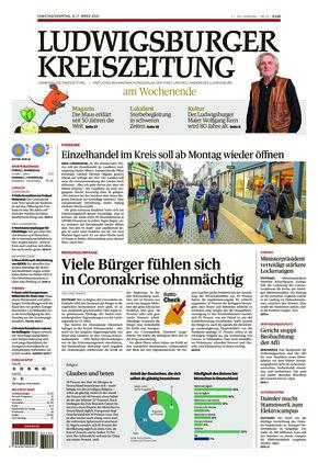 Ludwigsburger Kreiszeitung LKZ (06.03.2021)