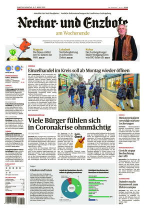 Ludwigsburger Kreiszeitung NEB (06.03.2021)