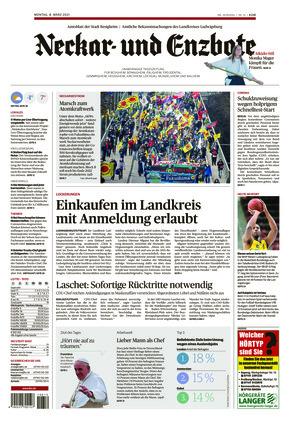 Ludwigsburger Kreiszeitung NEB (08.03.2021)