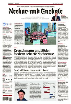 Ludwigsburger Kreiszeitung NEB (01.04.2021)