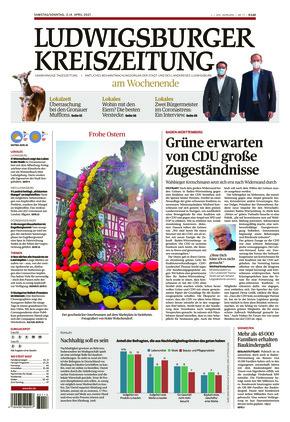 Ludwigsburger Kreiszeitung LKZ (03.04.2021)