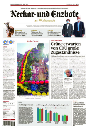 Ludwigsburger Kreiszeitung NEB (03.04.2021)