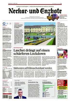 Ludwigsburger Kreiszeitung NEB (06.04.2021)