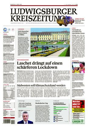 Ludwigsburger Kreiszeitung STR (06.04.2021)