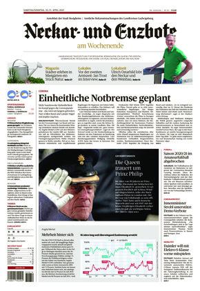 Ludwigsburger Kreiszeitung NEB (10.04.2021)