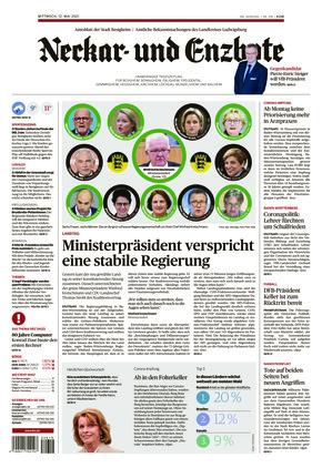 Ludwigsburger Kreiszeitung NEB (12.05.2021)