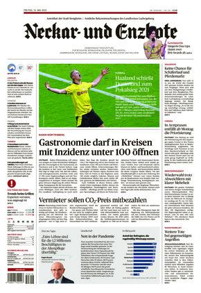 Ludwigsburger Kreiszeitung NEB (14.05.2021)