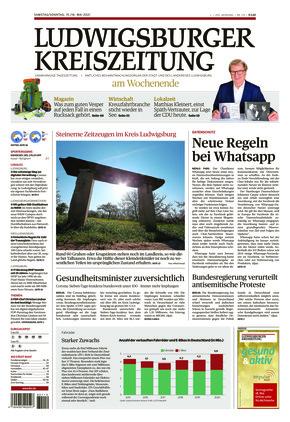 Ludwigsburger Kreiszeitung LKZ (15.05.2021)