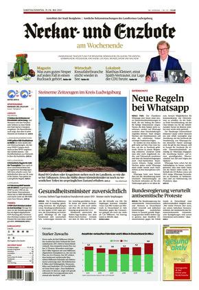Ludwigsburger Kreiszeitung NEB (15.05.2021)
