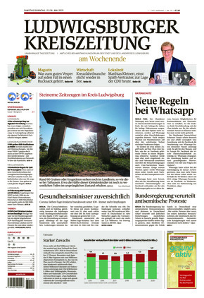 Ludwigsburger Kreiszeitung STR (15.05.2021)