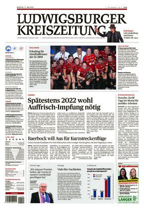Ludwigsburger Kreiszeitung BOT (17.05.2021)