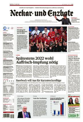 Ludwigsburger Kreiszeitung NEB (17.05.2021)