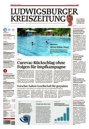 Ludwigsburger Kreiszeitung LKZ (18.06.2021)