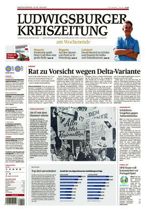 Ludwigsburger Kreiszeitung LKZ (19.06.2021)