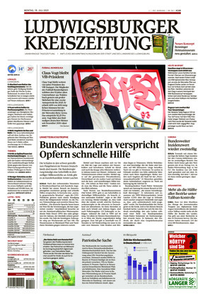 Ludwigsburger Kreiszeitung BOT (19.07.2021)