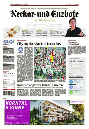 Ludwigsburger Kreiszeitung NEB (24.07.2021)