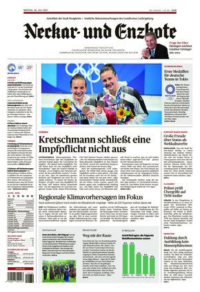 Ludwigsburger Kreiszeitung NEB (26.07.2021)
