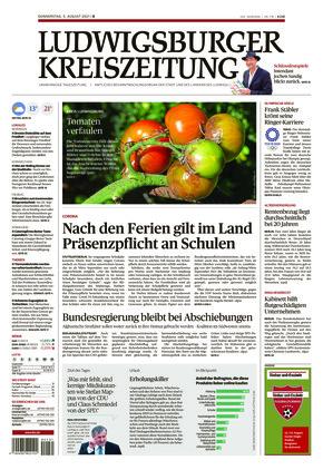 Ludwigsburger Kreiszeitung BOT (05.08.2021)