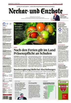 Ludwigsburger Kreiszeitung NEB (05.08.2021)