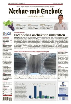 Ludwigsburger Kreiszeitung NEB (18.09.2021)