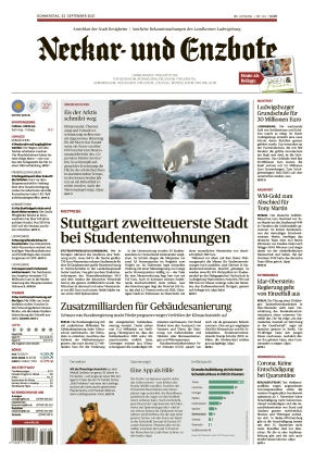 Ludwigsburger Kreiszeitung NEB (23.09.2021)