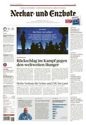 Ludwigsburger Kreiszeitung NEB (15.10.2021)